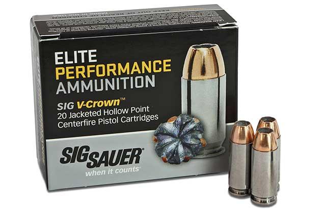 SIG Ammo 10mm