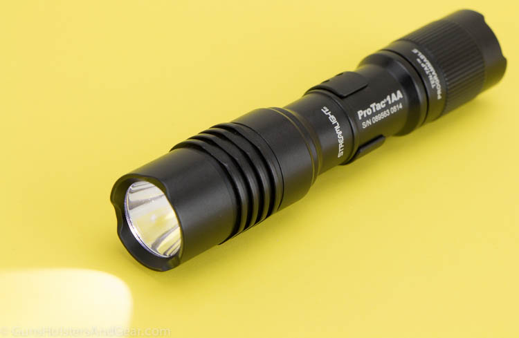 Streamlight ProTac 1AA review