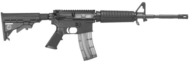Bushmaster C-22 rifle