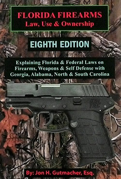 Florida Firearms book