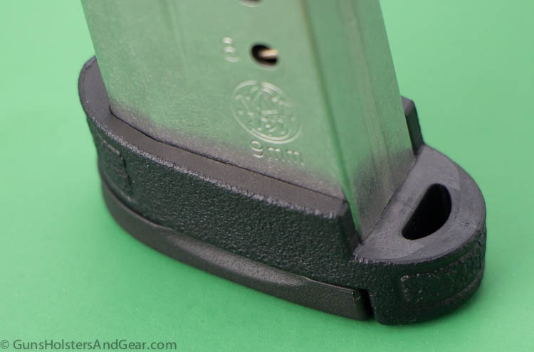 Smith and Wesson Shield magazine base