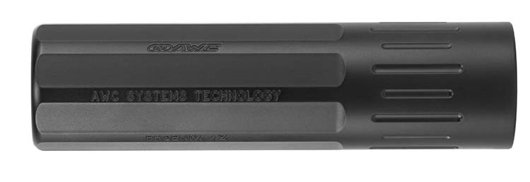 AWC THOR Raider suppressor