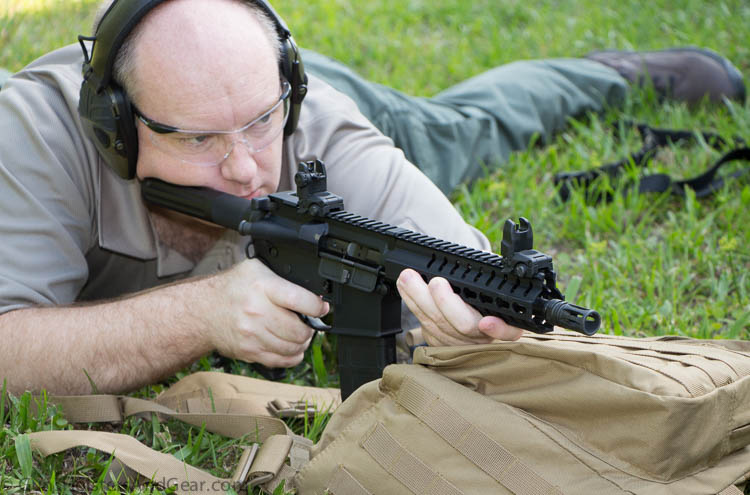 CMMG Mk4 PDW Pistol Review