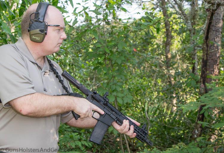 CMMG pistol