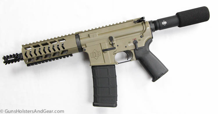 Diamondback DB15 pistol
