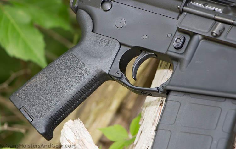 Magpul pistol grip