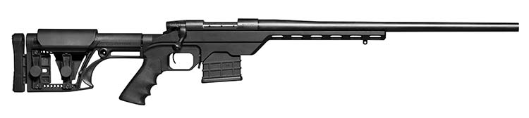 Weatherby Modular Chassis Rifle