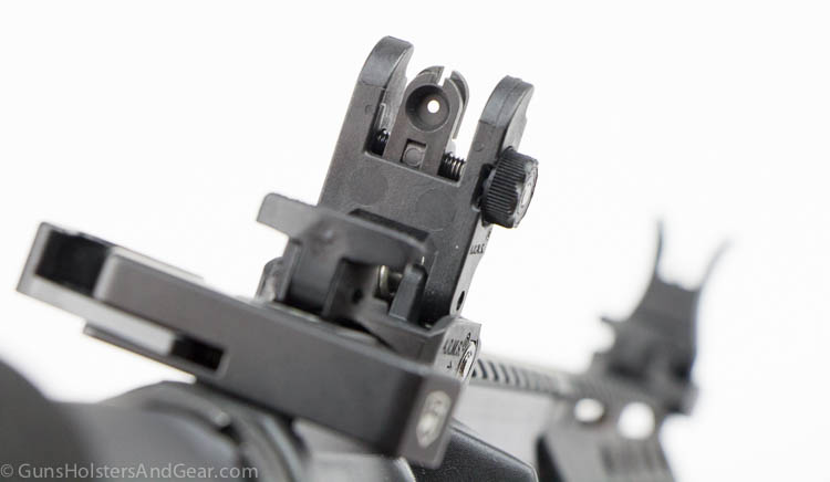 rear sight