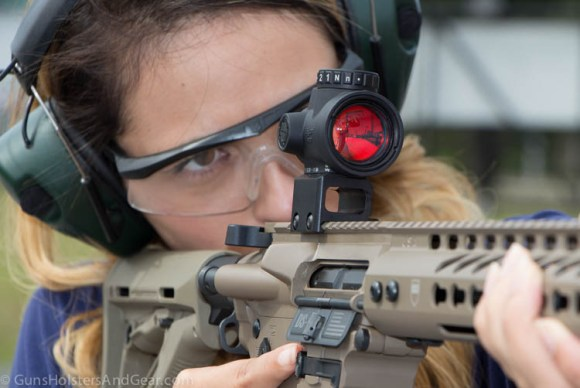 MRO red dot review