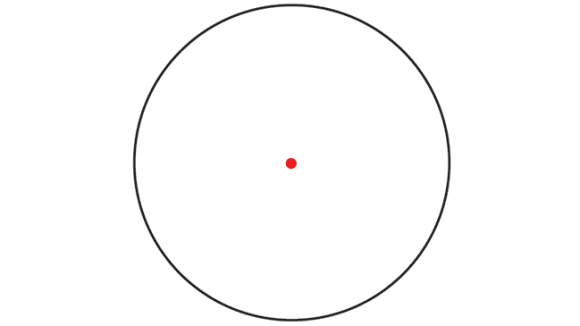 Red Dot Reticle