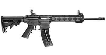 Smith Wesson MP15-22 II featured