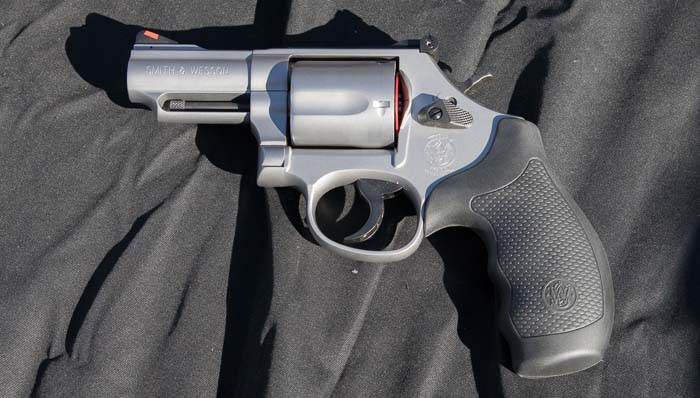 Smith & Wesson Model 69 Combat Magnum