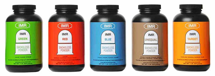 imr powders for 2017