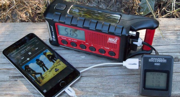 Review: Midland ER310 Portable Weather Alert Radio