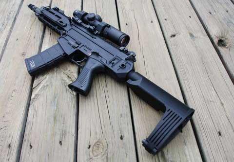 Tailhook Pistol Brace