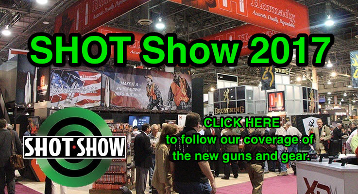 SHOT Show 2017: News, Rumors, New Guns and More