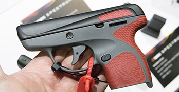 Taurus Spectrum: Colorful New .380 Pistols for 2017