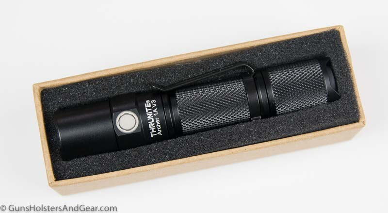 ThruNite flashlight reviews
