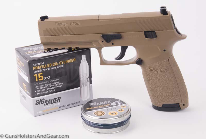 SIG SAUER P320 Airgun Review - Fun and Practical?