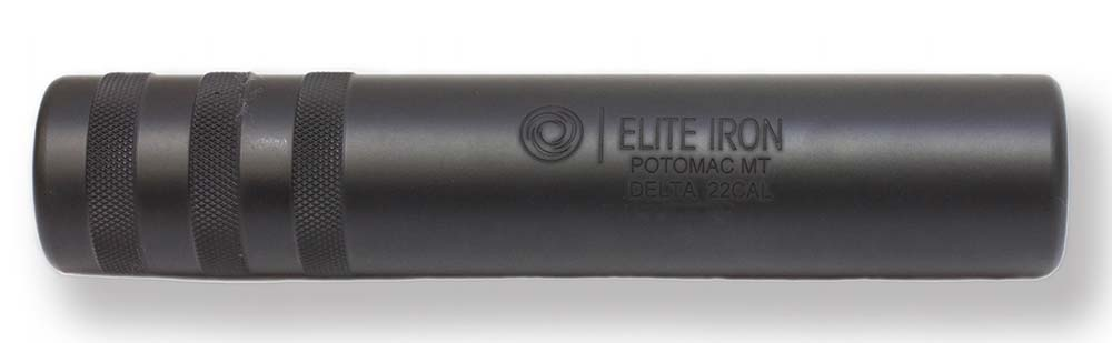 Elite Iron Delta Lite Suppressor