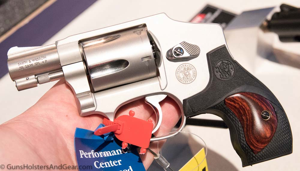 New Handguns at the SHOT Show