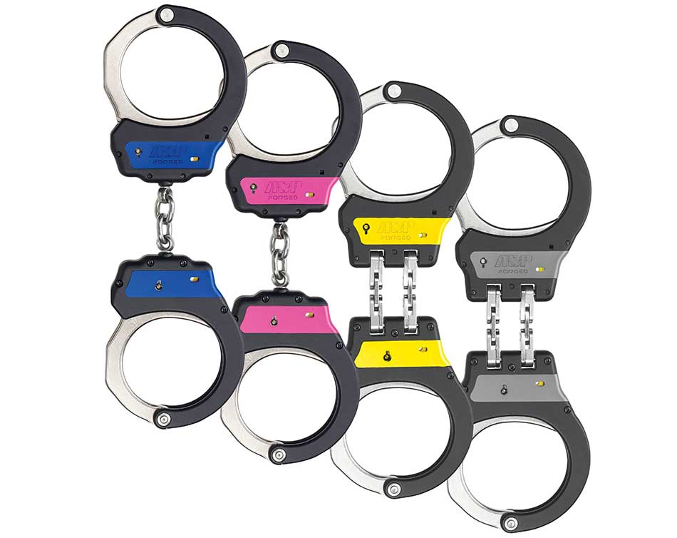ASP colored handcuffs