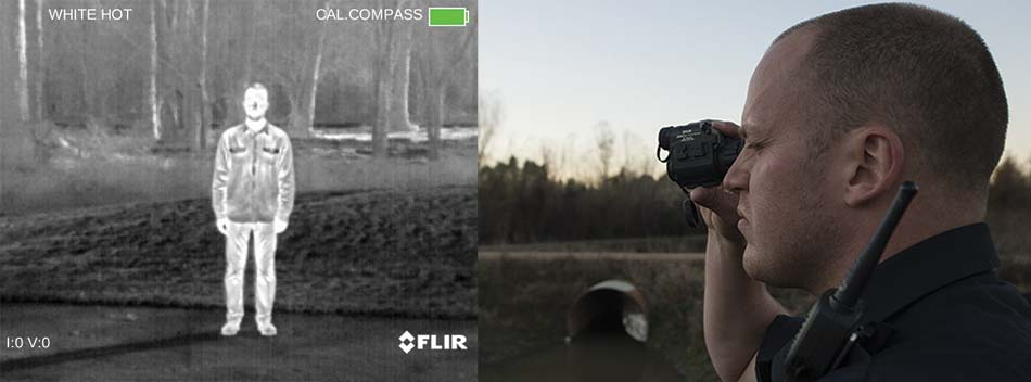 FLIR Breach monocular