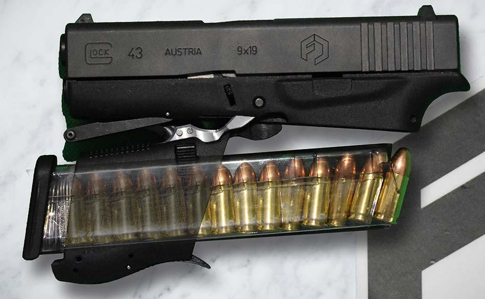 Full Conceal M3 Glock 43