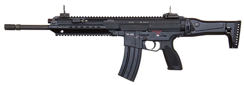 Heckler and Koch HK433