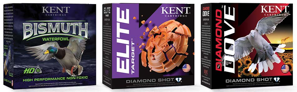 Kent Cartridge shotshells
