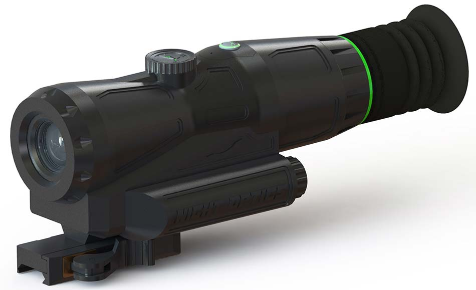 Night Optics SVTS Thermal Riflescope