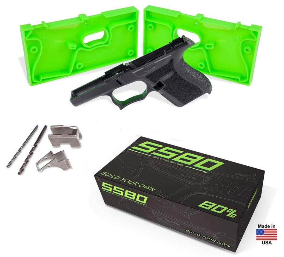 SS80 Glock 43 frame
