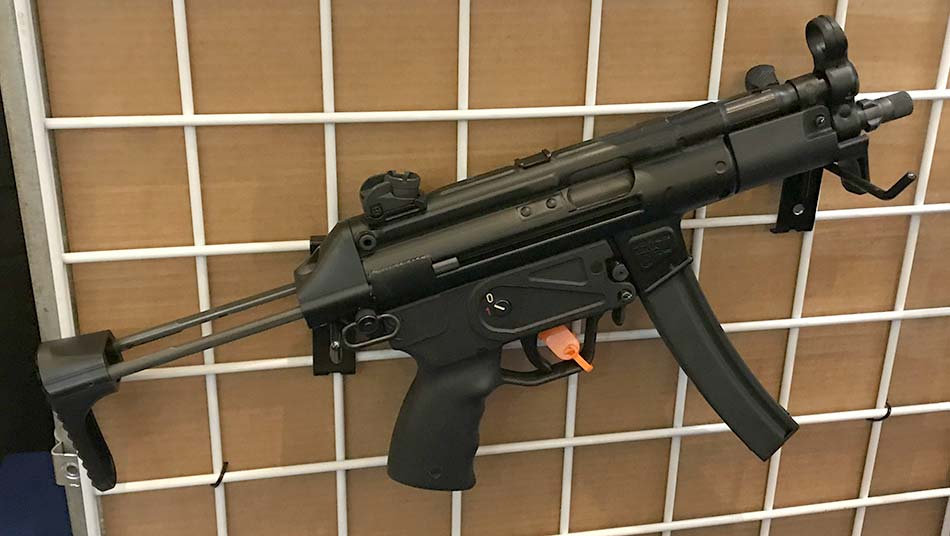 Safety Harbor Firearms KES for MP5K