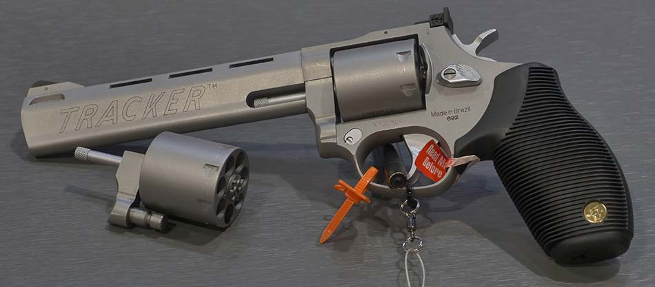 Taurus 692 at SHOT Show