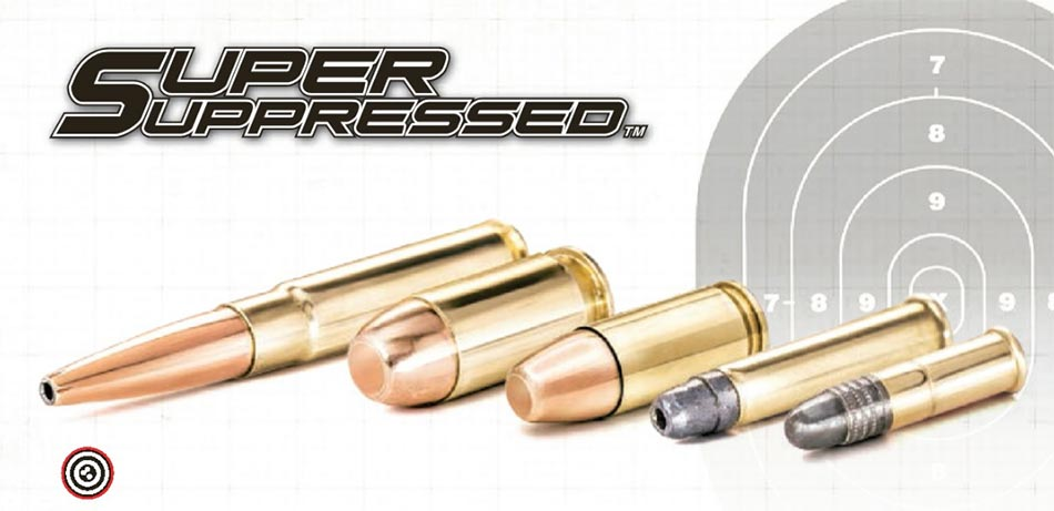 Winchester Super Suppressed Ammo