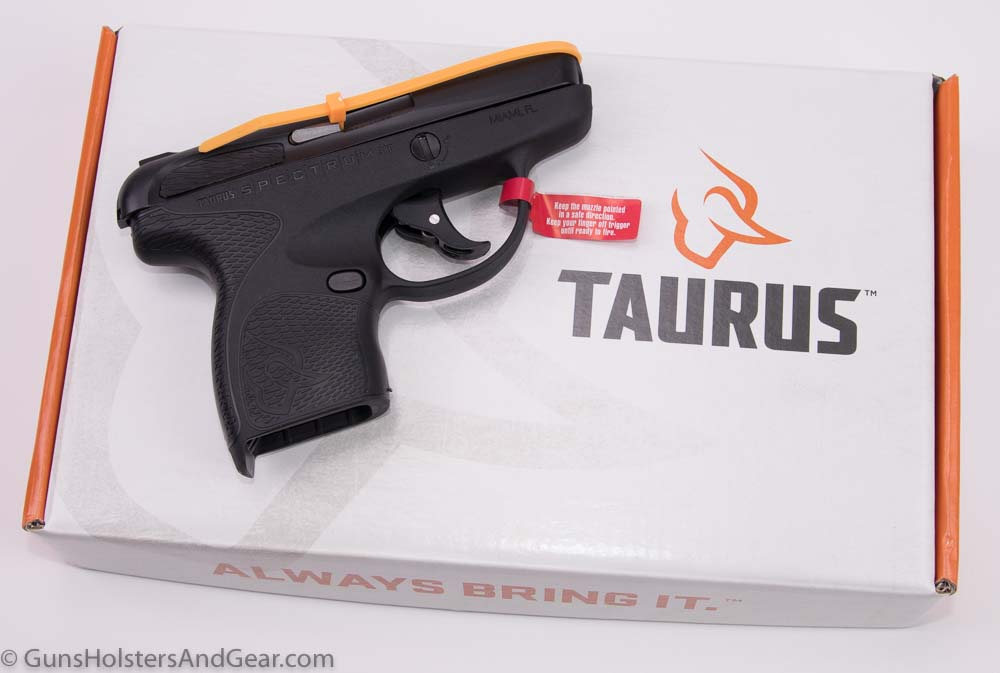 Taurus Spectrum Review: Not Ready for Prime Time
