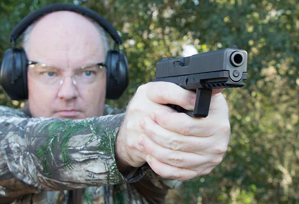 Polymer80 Glock pistol