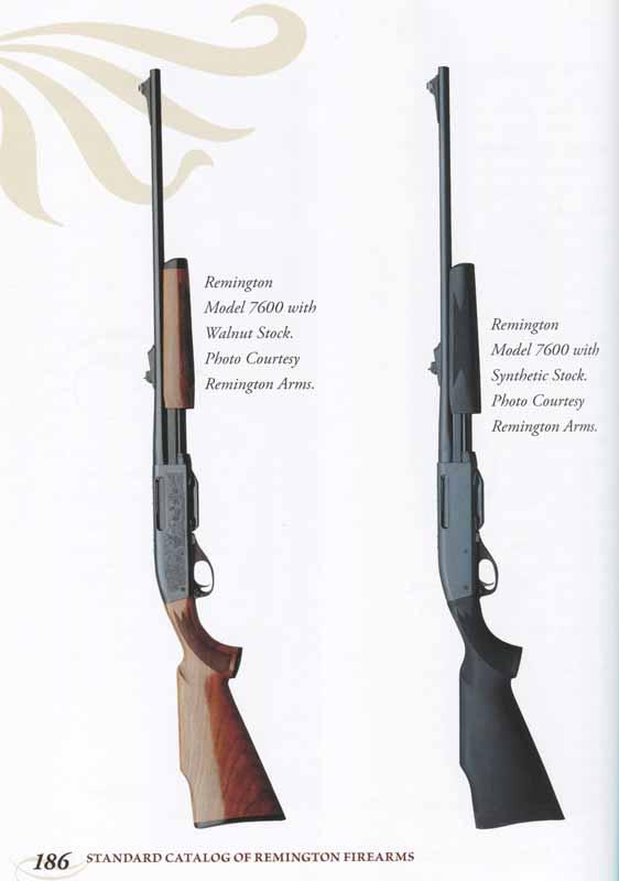 Remington rifles book review