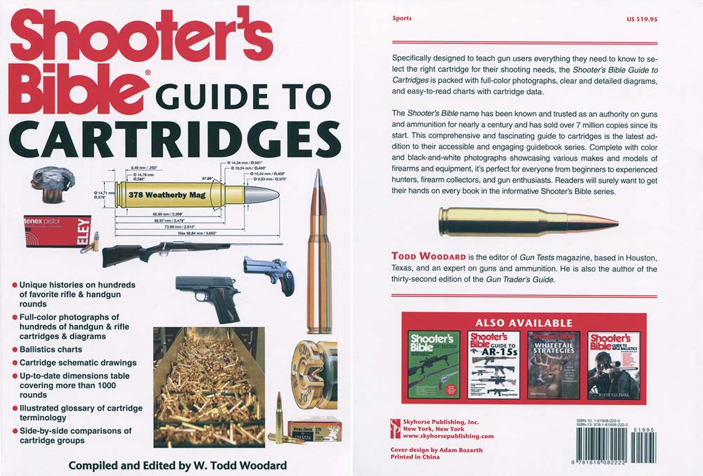 Shooter's Bible Guide to Cartridges Review