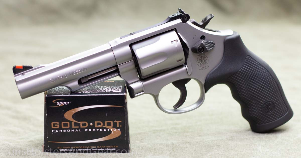 Smith & Wesson Model 66 Review