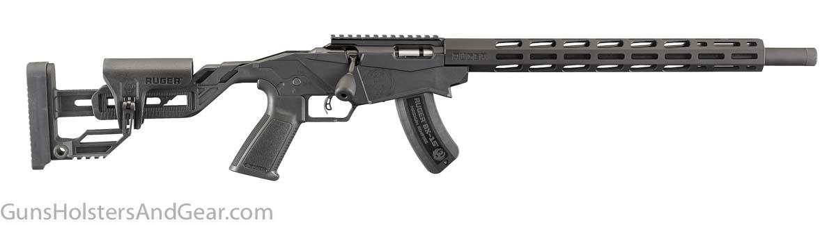 Ruger Precision Rimfire Magnum em 2019 SHOT Show