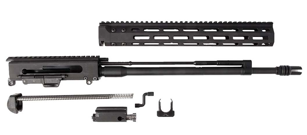 Brownells BRN180 disassembled