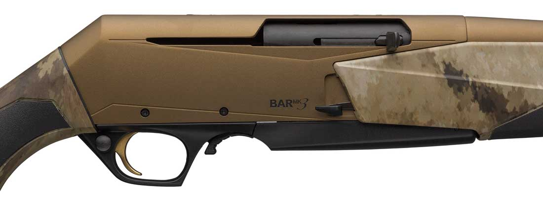 Browning BAR Mark III Hells Canyon at SHOT Show
