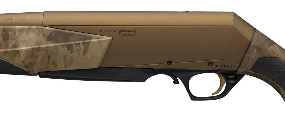 Browning BAR Hells Canyon Speed 3