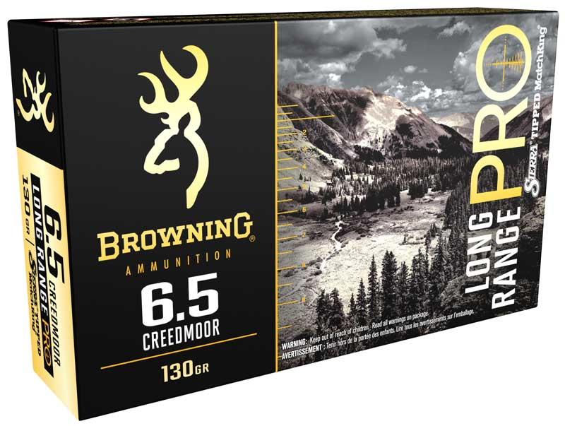 Browning Long Range Pro Ammunition