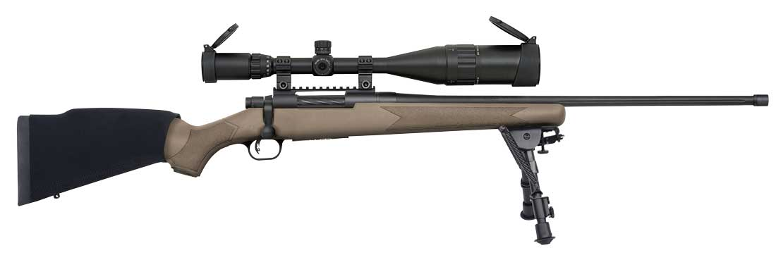 Mossberg Night Train Rifle in 6.5 Creedmoor