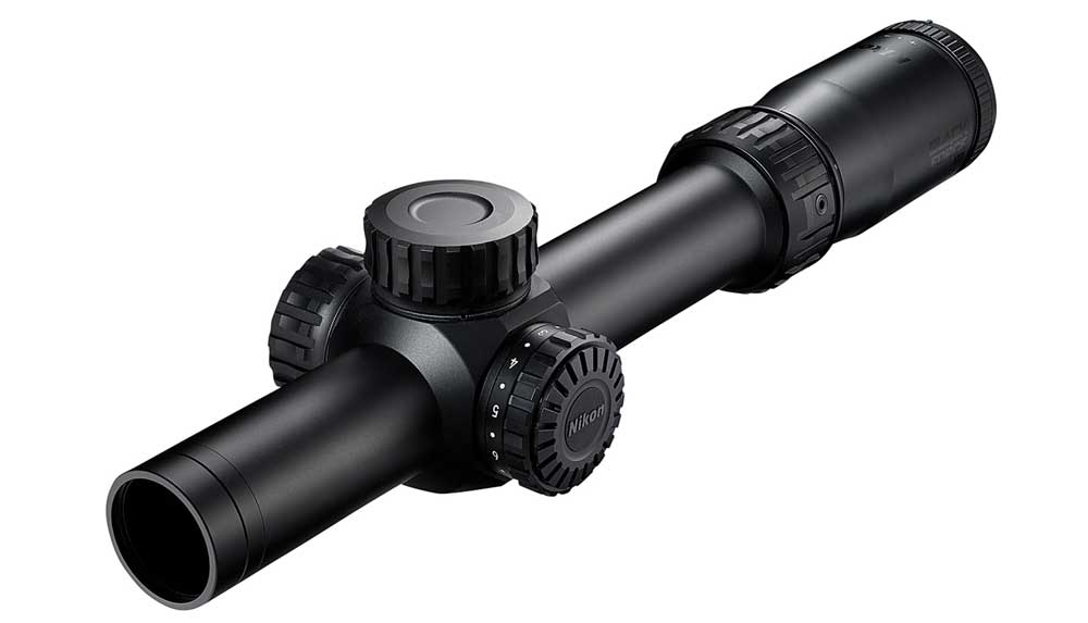 Nikon Black Force100 1-6x Rifle Scope