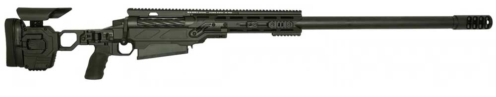 Noreen Firearms ELR Rifle