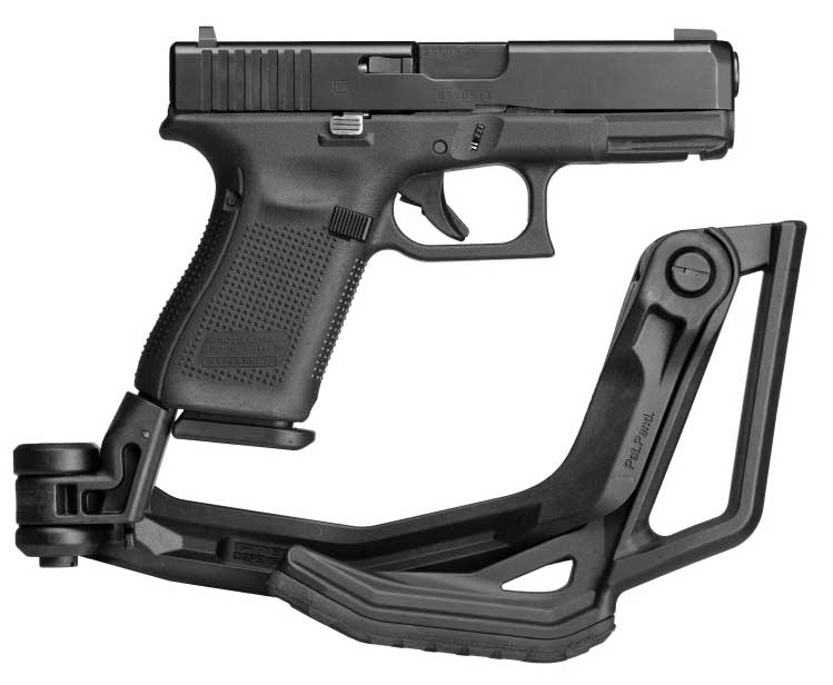 FAB Defense Cobra Folding Stock for Glock Pistol 1