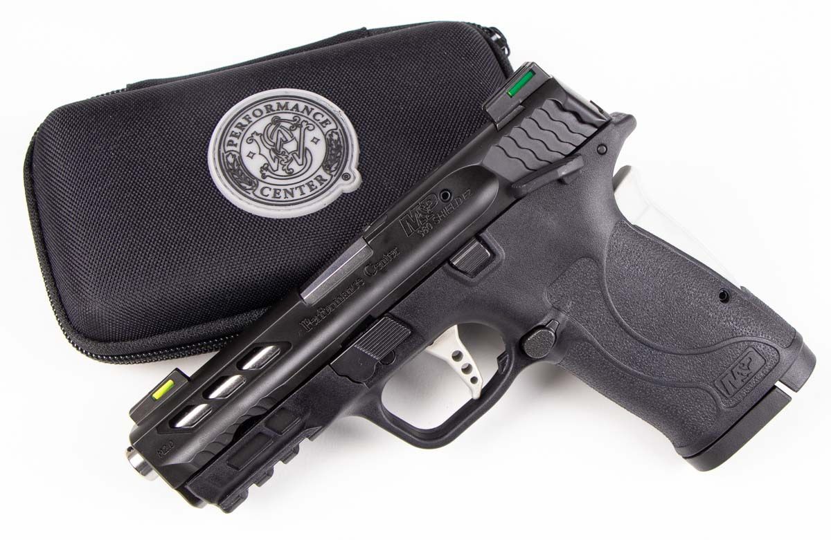 Smith & Wesson P.C. M&P380 Shield EZ Kit Review